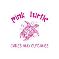 Pink Turtle Cakes & Cupcakes