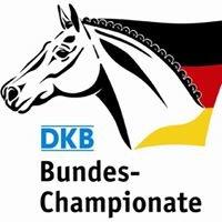 Bundeschampionate Warendorf