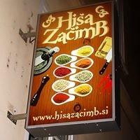 Hiša Začimb