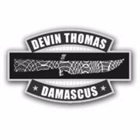 Devin Thomas Damascus