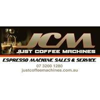 Just Coffee Machines