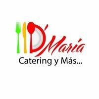 D'Maria Catering y Mas