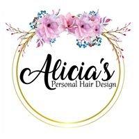 Alicia's Personal Hair design