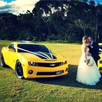 CAMS Wedding Muscle Cars
