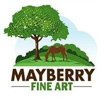 Mayberry Fine Art - Sarah Murch Portrait Artist