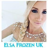 Elsa Frozen UK