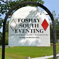 Foshay South Eventing
