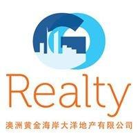 Gold Coast Real Estate.Feng Gao 黄金海岸大洋地产