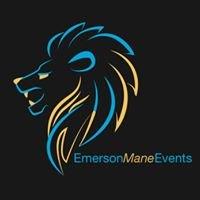 Emerson Mane Events