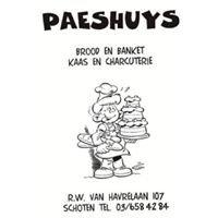 Bakkerij Paeshuys