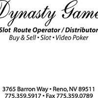 Dynasty Games