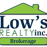 Low's Realty Inc