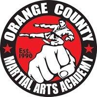 Orange County Martial Arts Academy  (OCMAA)