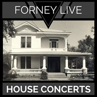 Forney Live House Concert Series
