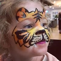 Coast Face Painting by Bryony