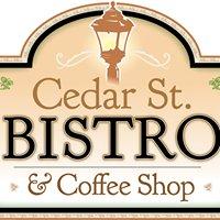Cedar St. Bistro