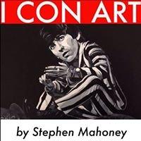 Stephen Mahoney - I Con Art