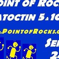 Point of Rocks 5 & 10K Run