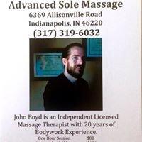 Advanced Sole Massage