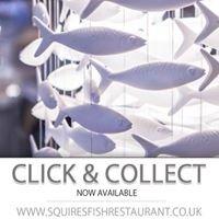 Squires Fish & Chip Restaurant, Braunton, North Devon