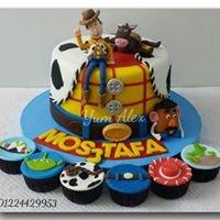 Yummy & Unique Cakes