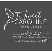 Sweet Caroline Cakes and Bakes