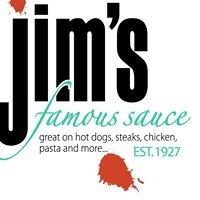 Jim's Famous Sauce