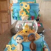 The Sweet Tooth Fairy cakes