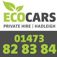 Hadleigh Taxi Ecocars Private HIRE