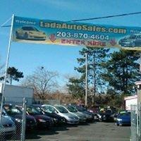 Lada auto sales