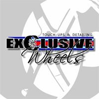 Exclusive Wheels Touch-up & Detailing