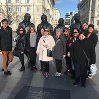 Liverpool Beatles Walk