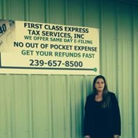 First Class Express Tax Services