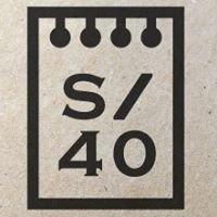 Salao 40 - Oficina de Desenho