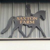 Saxton Farm Equestrian Center