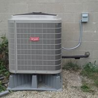 Bloomington Heating & Cooling, refrigeration, and Electrical.