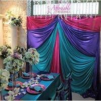Affordable Weddings Barbados
