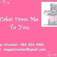 Cakes From Me To You