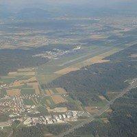 Flughafen Ljubljana