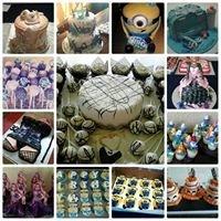 Lollipop Cakes