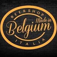 Made in Belgium beershop