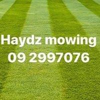 Haydz Mowing