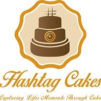Hashtag Cakes