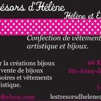 Les trésors d'Hélène