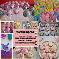 J's Cake Decor