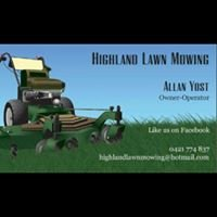 Highland Lawn Mowing And Landscaping