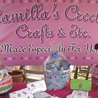 Camilla's Crochet Crafts & Etc.