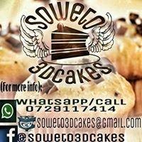 Soweto 3D Cakes