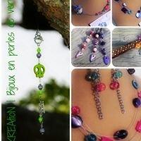 KREAtioN | Bijoux en perles de verre