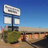 The Burke and Wills Motel Mt Isa